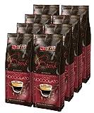 Caffè Molinari 9128 Preparato a Base di Miscela di Caffè Tostato per Bevanda al Caffè, Confezione da 8 sacchetti da 250gr.