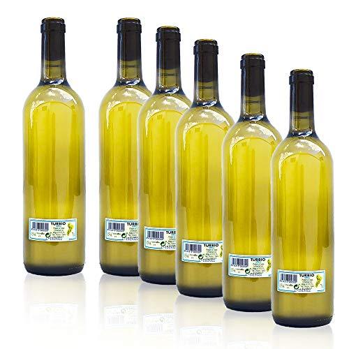 Vino Turbio Gallego 75 Cl. - Pack 6 Botellas