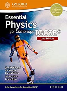 Essential Physics for Cambridge IGCSE®: Second Edition