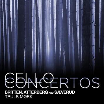 Britten, Atterberg and Sæverud: Cello Concertos