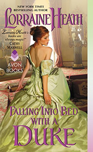 Falling Into Bed with a Duke (Hellions of Havisham)