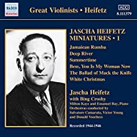 Various: Jascha Heifetz Miniat