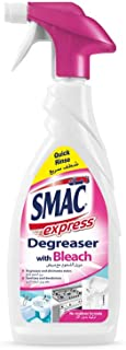 Smac Degreasers with Bleach, 650 Ml