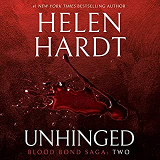 Unhinged     Blood Bond Saga, Volume 2              By:                                                                                                                                 Helen Hardt                               Narrated by:                                                                                                                                 John Lane,                                                                                        Lauren Rowe                      Length: 7 hrs and 37 mins     112 ratings     Overall 4.7