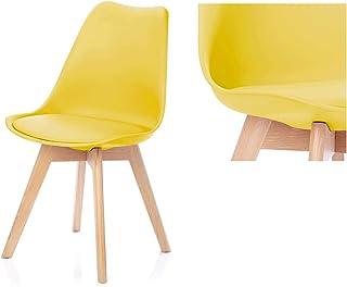 Suchergebnis auf für: Gelb Esszimmerstühle