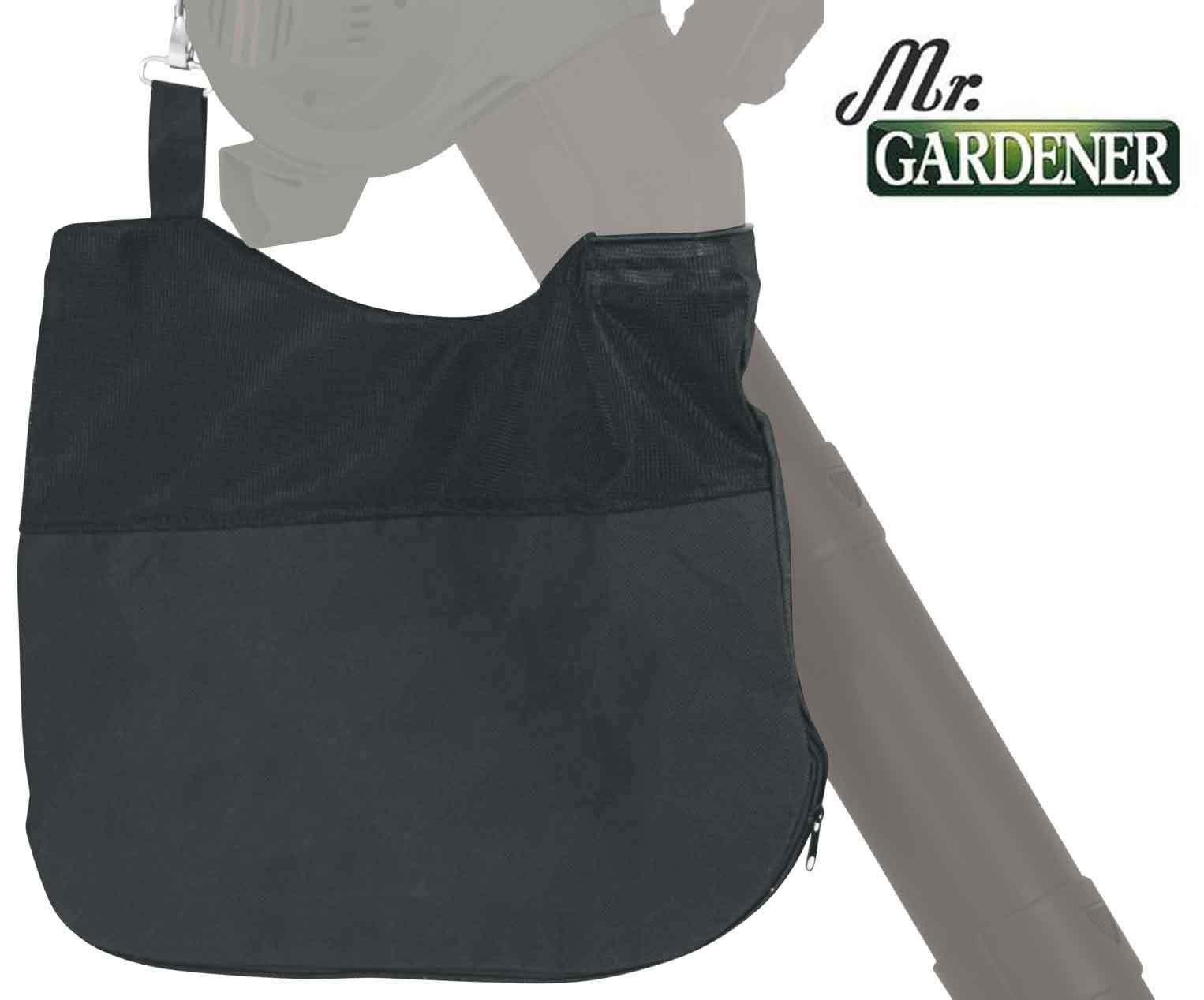 Mr Gardener Saco colector de Hojas para batería Aspirador soplador como 40 Li: Amazon.es: Jardín