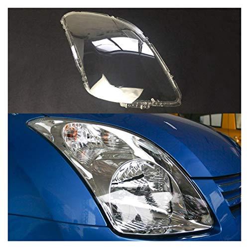 LCZ Lcbiao®. Auto-Scheinwerfer-Objektiv für Suzuki Swift 2005~2016 Scheinwerferabdeckung Auto Ersatz Auto Shell (Color : Passenger Side)