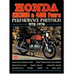 [(Honda CB 350 and 400 Fours, 1972-78)] [Author: R. M. Clarke] published on (December, 1999)