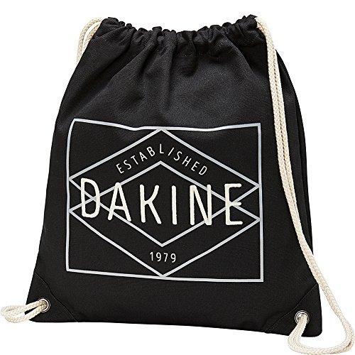 DAKINE Paige Coton Noir, Blanc sac à dos - Sacs à dos (Coton, Noir, Blanc, Image, Femmes, Cordon, 350 mm)