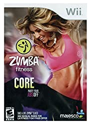 commercial Zumba Fitness Core-Nintendo Wii wii dance workout