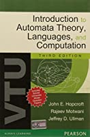 Introduction To Automata Theory Lang and Comput: For Vtu