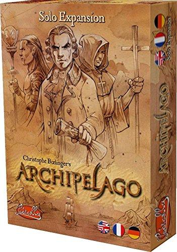 Asmodée arch02–Strategiespiel–Archipel Verlängerung Solo