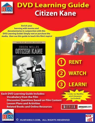 Citizen Kane DVD Learning Guide