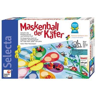 Maskenball der Käfer. Kinderspiel des Jahres 2002