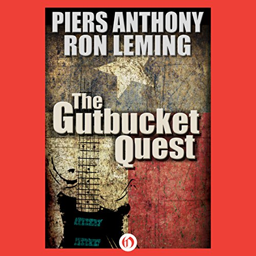 The Gutbucket Quest audiobook cover art