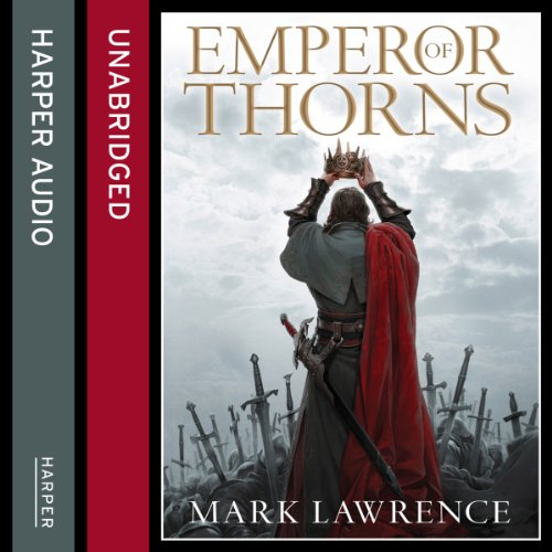 Couverture de Emperor of Thorns