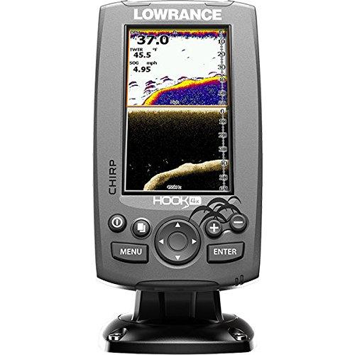 Lowrance 000-12641-001 Hook-4X Sonar...