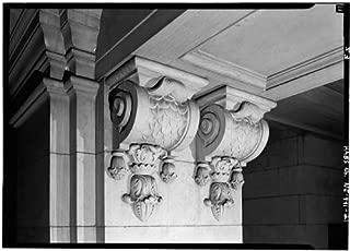 HistoricalFindings Photo: Hudson County Courthouse,583 Newark Avenue,Jersey City,New Jersey,NJ,HABS,19