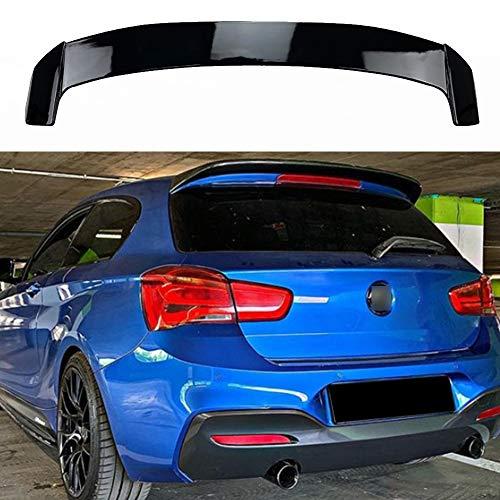 GOINUS Premium ABS Material Auto Heckspoiler Spoiler für 1er F20 F21 2011-2018, 3M Kleber und einfache Installation