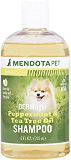 peppermint and tea tree oil shampoo for dogs