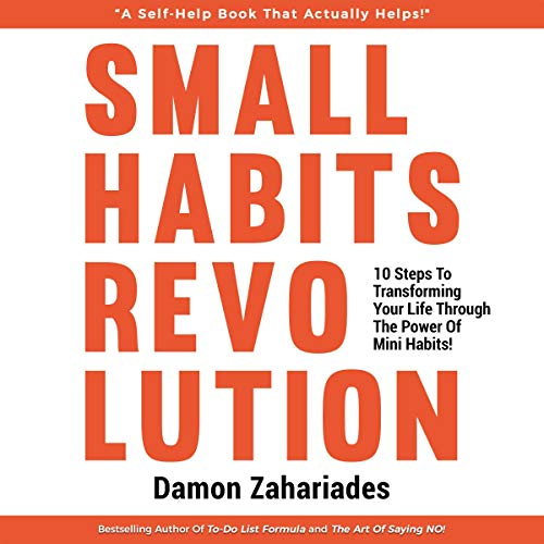 Small Habits Revolution cover art