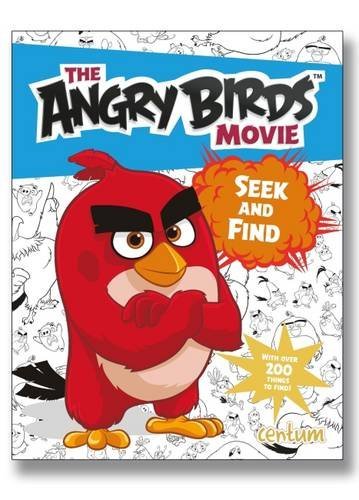 Angry Birds Movie Seek and Find