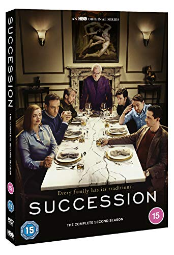 Succession: Season 2 [DVD] [2020]