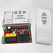 Nrpfell-Jw-T02-Control-Remoto-Inalmbrico-315-MHz-Control-Frontal-para-Pantallas-de-Proyectores-Elctricos-Cortinas-ElctricasTorre-Puerta-de-Garaje