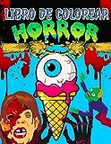 Libro de colorear horror: 30 dibujos de zombis y monstruos