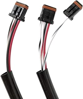 Harley Handlebar Wiring Wire Extension Harness for 2011 and Newer Harley-Davidson models CAN Circuit (8