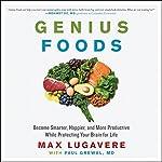 Genius Foods cover art
