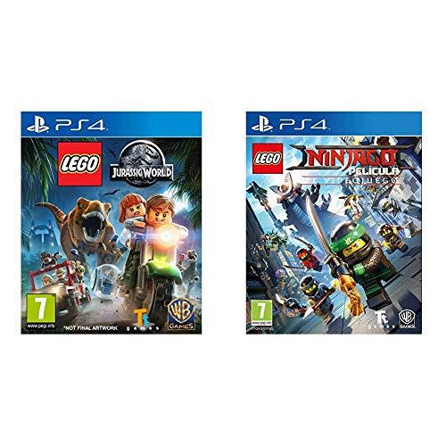 LEGO Jurassic World + Ninjago
