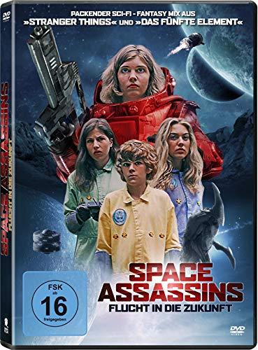 Space Assassins - Flucht in die Zukunft