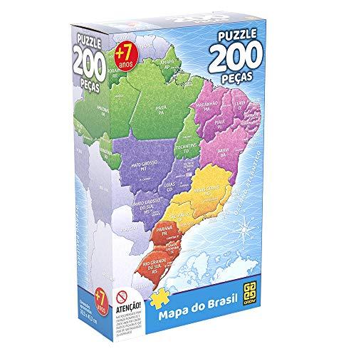 P200 Mapa do Brasil, Multicor
