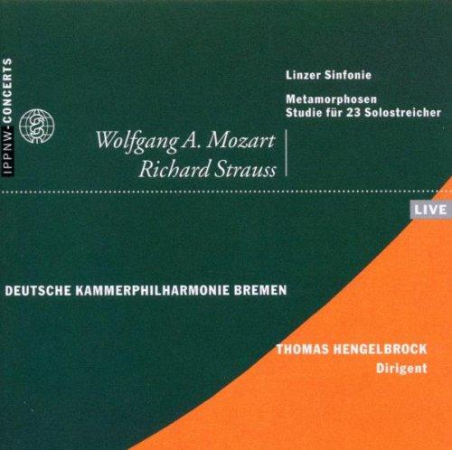 Linzer Sinfonie,Metamorphosen/Studie F.23 Solostr