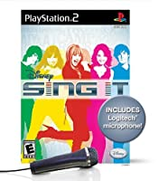 Disney Sing It Bundle with Microphone - PlayStation 2 [並行輸入品]