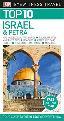Israel & Petra: Eyewitness Travel Guide 2014