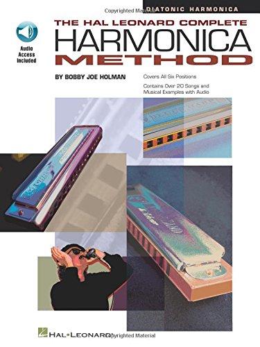 The Hal Leonard Complete Harmonica Method - The Diatonic Harmonica