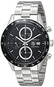 TAG Heuer Men's CV2010.BA0786 Carrera Automatic Chronograph Watch Sale and For Your and review image