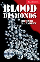 CER1: Blood Diamonds Level 1 Beginner/Elementary Book with Audio CD Pack: Beginner / Elementary Level 1 (Cambridge English Readers)