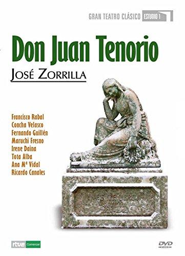 ESTUDIO 1 - DON JUAN TENORIO de José Zorrilla