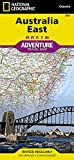 Australia East (National Geographic Adventure Map, 3502)