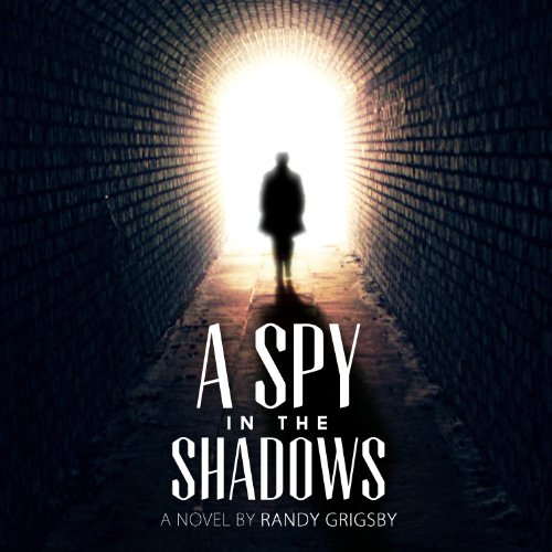 A Spy in the Shadows cover art