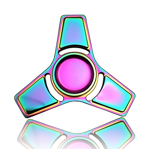 FLIP Finz LED Luce MANO DITA Fidget stress reliever SPIN giocattolo EDC Spinner Regalo