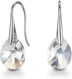 Mestige Pascal Women's Drop & Dangle Earrings with Swarovski Crystals - MSER3640
