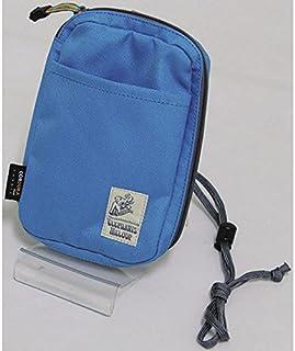 十川鞄 ELEPHANTS MELODY PETIT エレファンツメロディ パスポート&カードケース 小物入れ スカイ EPT-2709P-SKY