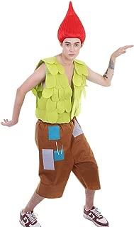 Men's Branch Costume | Trolls Costumes