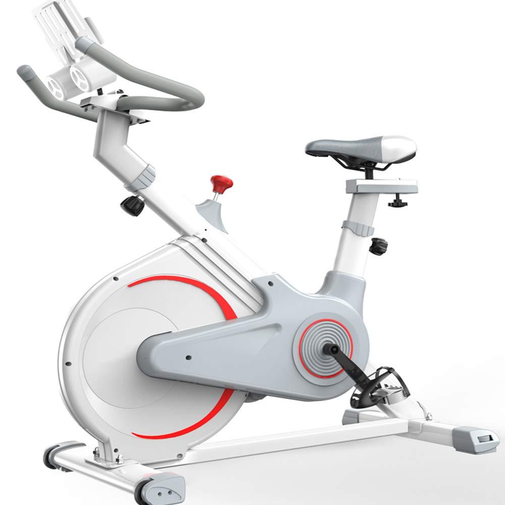 CHUN LING Bicicleta de Spinning para Mujeres, Volante de Acero Inoxidable, función Bluetooth, Asiento de Carreras, Cubre un área de Aproximadamente 0.5 Metros cúbicos, fácil de Mover, hogar, Oficina: Amazon.es: Hogar