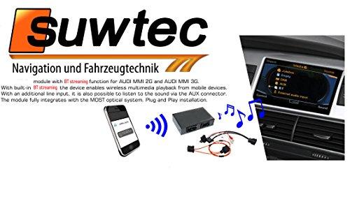 Audio Interface für MMI 2G High u. Basic Low Bluetooth AUX AMI