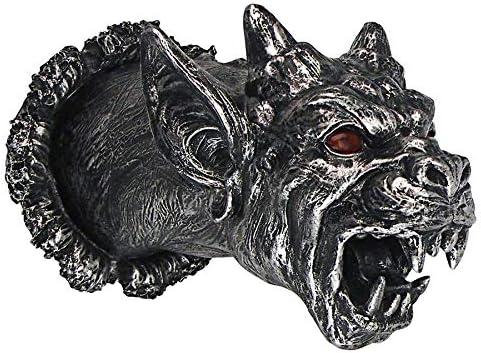 Design 新作からSALEアイテム等お得な商品満載 蔵 Toscano Gothic Gargoyle Cathedral Devil Illuminated W Dog